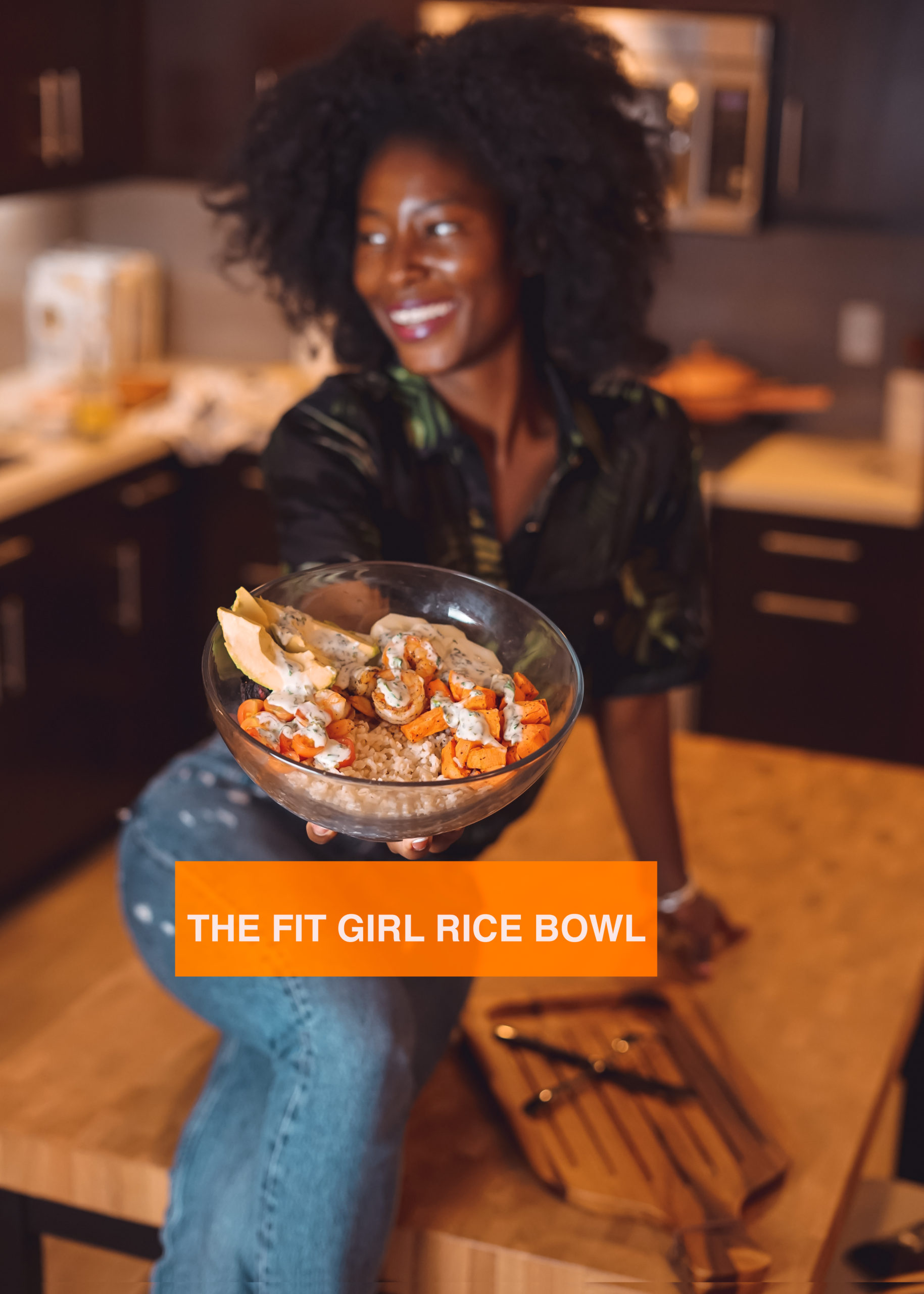 Empowered In The Kitchen With Success Rice Deddeh Howard